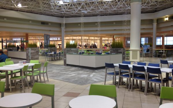 Hamilton Mall Food Court